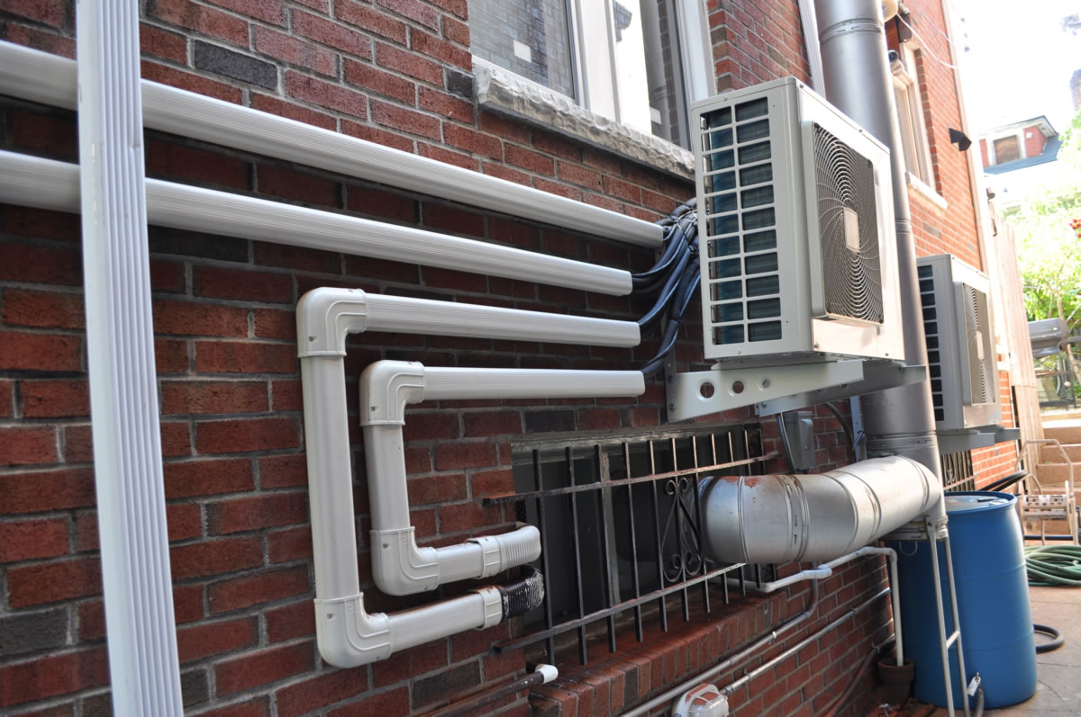 Ny Nj Ductless Air Conditioning Installation Photo Video