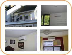 NY NJ Ductless Air conditioning | service | Maintenance | Repair |