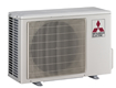 Mr. Slim ductless heat pump condenser