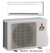 Mitsubishi Mr Slim condensing unit